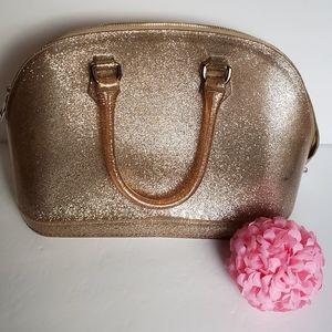🌸Furla🌸 GUC Candy Pink Glitter Jelly Purse